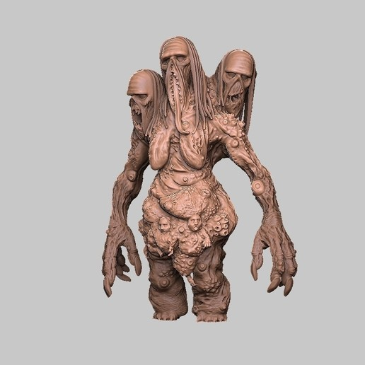 Download free STL file Coven Horror • 3D print object, DarkRealms