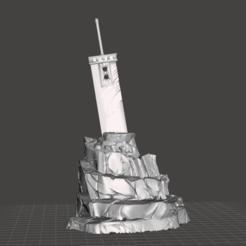 full.png Download free STL file Buster sword on rock • 3D printer object, albertnotariotrujillo