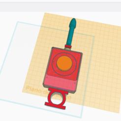 Sin título.png Télécharger fichier STL gratuit Contrôleur Android Dragon Ball Z • Design imprimable en 3D, albertnotariotrujillo
