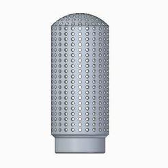 filtrobomba.JPG Download free STL file Filtro para bomba d'água • 3D print design, linoresende