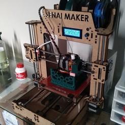 Download free 3D printer model Suporte garrafa d'água, linoresende