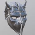 Télécharger fichier STL Masque complet Ghoul sans nom ghost bc, Jonatan_S