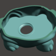 Bild_3.PNG Download free STL file Piggy bank with thicker bottom and screw cap • 3D printing model, Cyberspace38