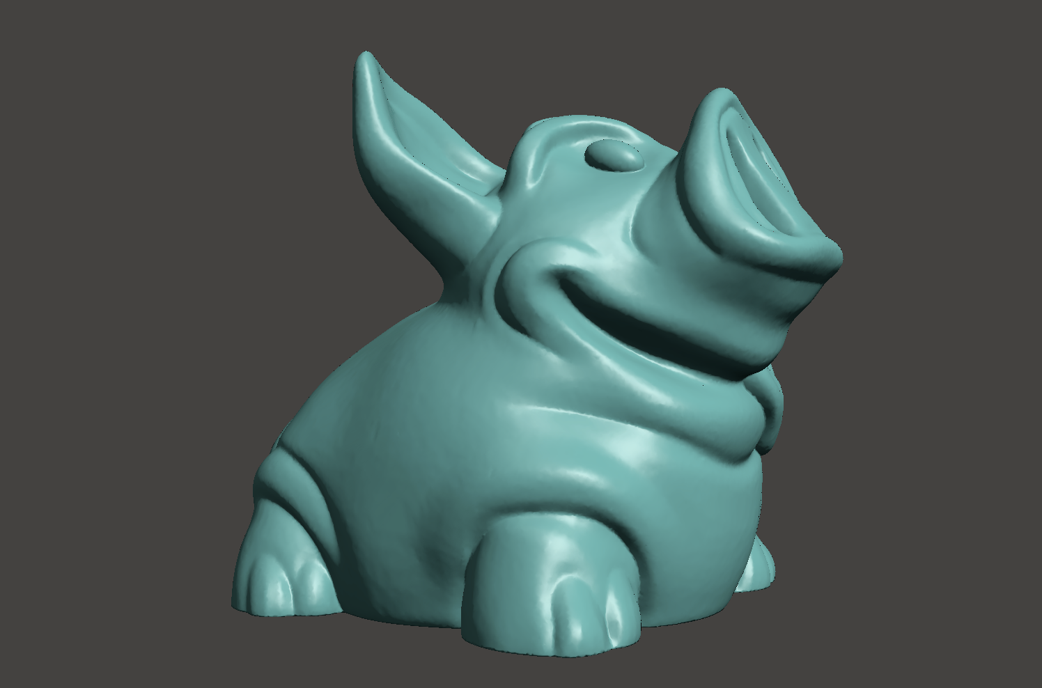 Bild_1.PNG Download free STL file Piggy bank with thicker bottom and screw cap • 3D printing model, Cyberspace38