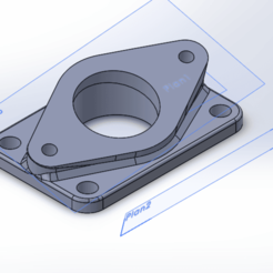 Descargar modelo 3D admisión de tubos am6 pwk 28mm most, luluriderdh
