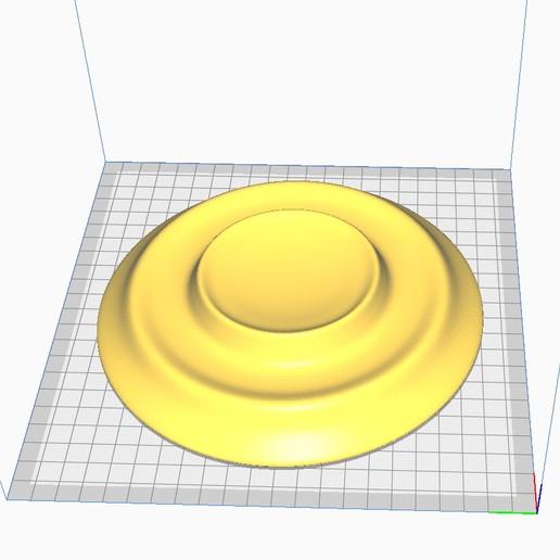 Socle_Preview.jpg Télécharger fichier STL gratuit Petite poubelle pour pollueurs avertis • Modèle imprimable en 3D, FrenchTouch