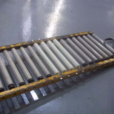 Download free 3D printing templates Conveyor roll, Xylitol