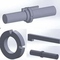 Télécharger fichier imprimante 3D gratuit Formeuse de bobines, Xylitol