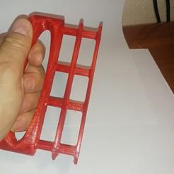 20191002_225954.jpg Download free STL file 2-wire kite reel • 3D printer template, Ed86
