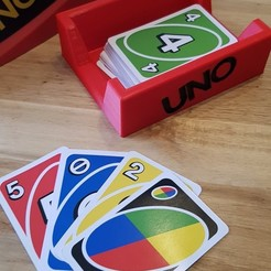 122340376_342396870392341_2098634586644067902_n.jpg Download free GCODE file uno card holder • 3D print template, yoannlaurence