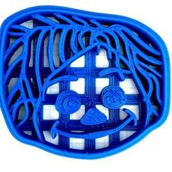 Download 3D printing templates ARLO AMIGO COOKIE CUTTER, mdscheffer2