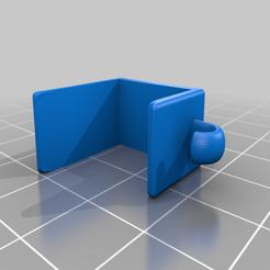 shelf_keychain_hook.png Download free OBJ file Shelf Keychain hook • 3D printing design, DrayoDrax