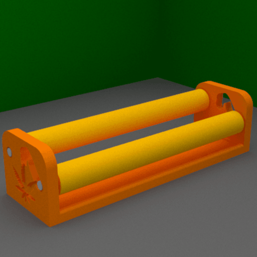 Download free 3D printing designs Cigarette Rolling, Tuka73