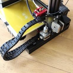 Descargar modelo 3D Cadena de cables para impresora 3D, CompadreVlad