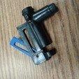 Download 3D printing designs Version 3 Hop Up Adjuster Arm for Airsoft Flat Hop or R-Hop , GenMills
