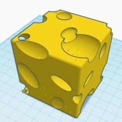 Télécharger fichier imprimante 3D gratuit Un bloc de fromage suisse, GenMills
