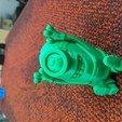 Imprimir en 3D gratis Happy Minion (Easy print no support) , GenMills