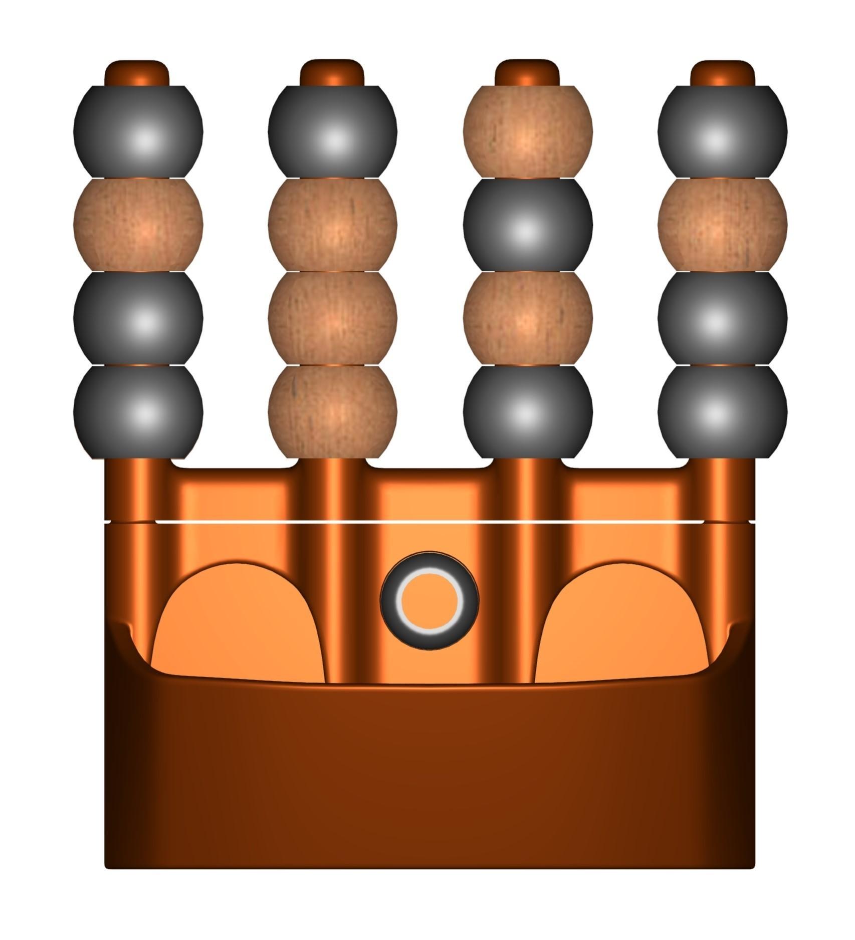 Power 4 pro -7.jpg Download free STL file Pro Power 4 3D • 3D printing object, montaudoneliot