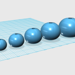Download free 3D printer templates Play beads, mark43