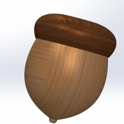 Descargar diseños 3D gratis Caja de glande, Sackass