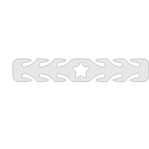 Download free STL file Star mask ear protector • 3D print model, 3DPrintersaur