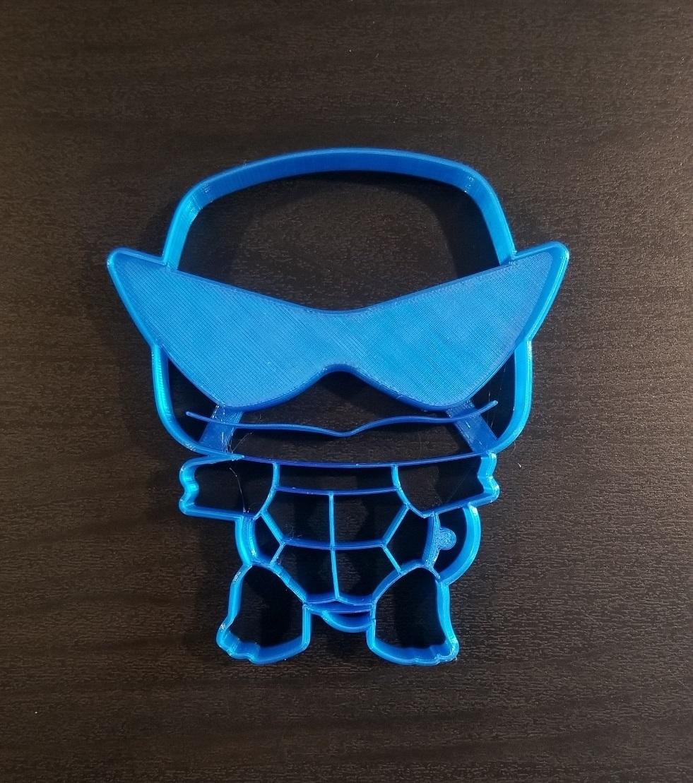 20200807_163443.jpg Descargar archivo STL Ardilla Chibi • Plan para la impresión en 3D, 3DPrintersaur