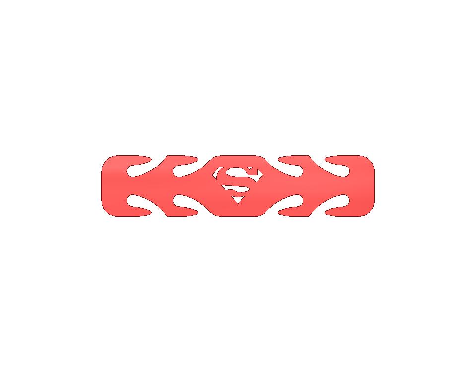 SUPERMAN KIDS EAR PROTECTOR.png Download free STL file ASSORTED KIDS EAR PROTECTORS • 3D printable template, 3DPrintersaur