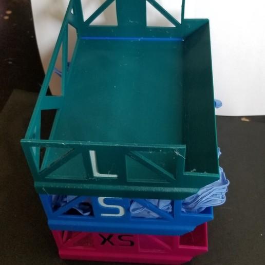 20200623_171327.jpg Télécharger fichier STL gratuit Porte-boîte à gants empilable • Objet pour imprimante 3D, 3DPrintersaur