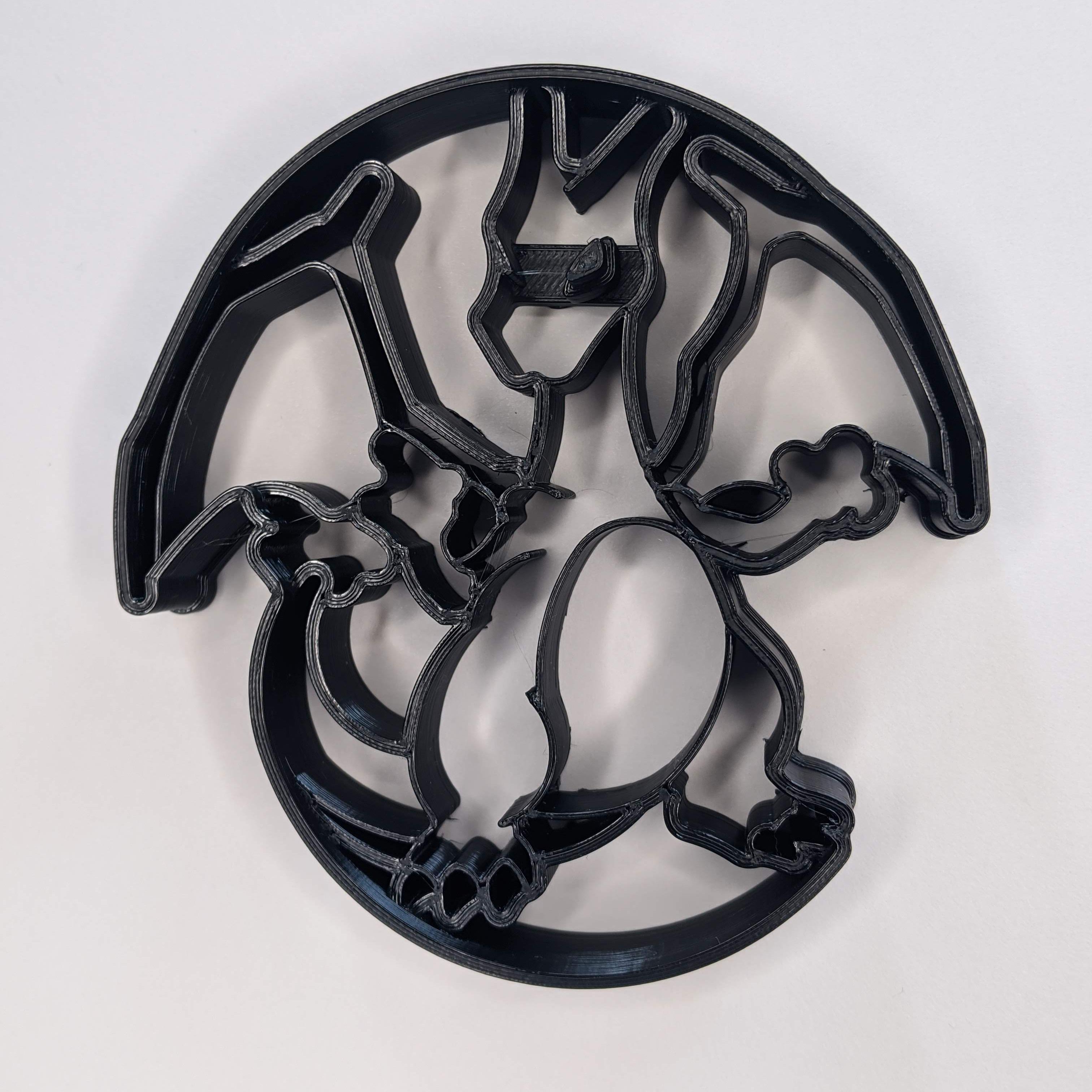 charizard 1.png Télécharger fichier STL L'emporte-pièce Charizard • Modèle pour impression 3D, 3DPrintersaur