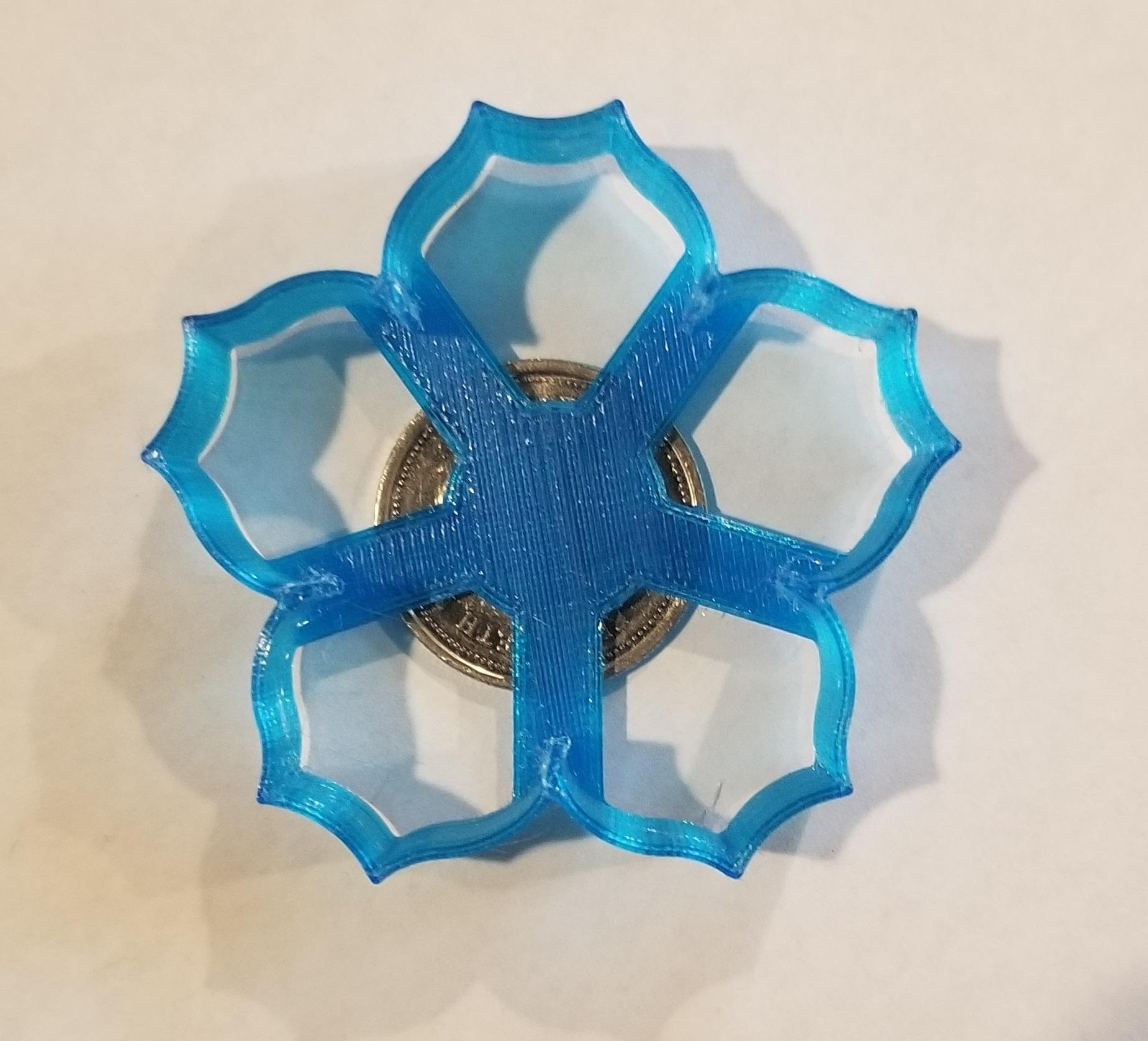 20191004_094538.jpg Télécharger fichier STL gratuit Petit moule à biscuit à fleurs • Modèle imprimable en 3D, 3DPrintersaur