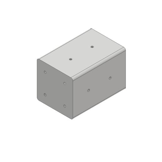 caster wheel sleeve.png Descargar archivo STL gratis Ikea Lack table caster wheel sleeve • Plan para la impresión en 3D, 3DPrintersaur