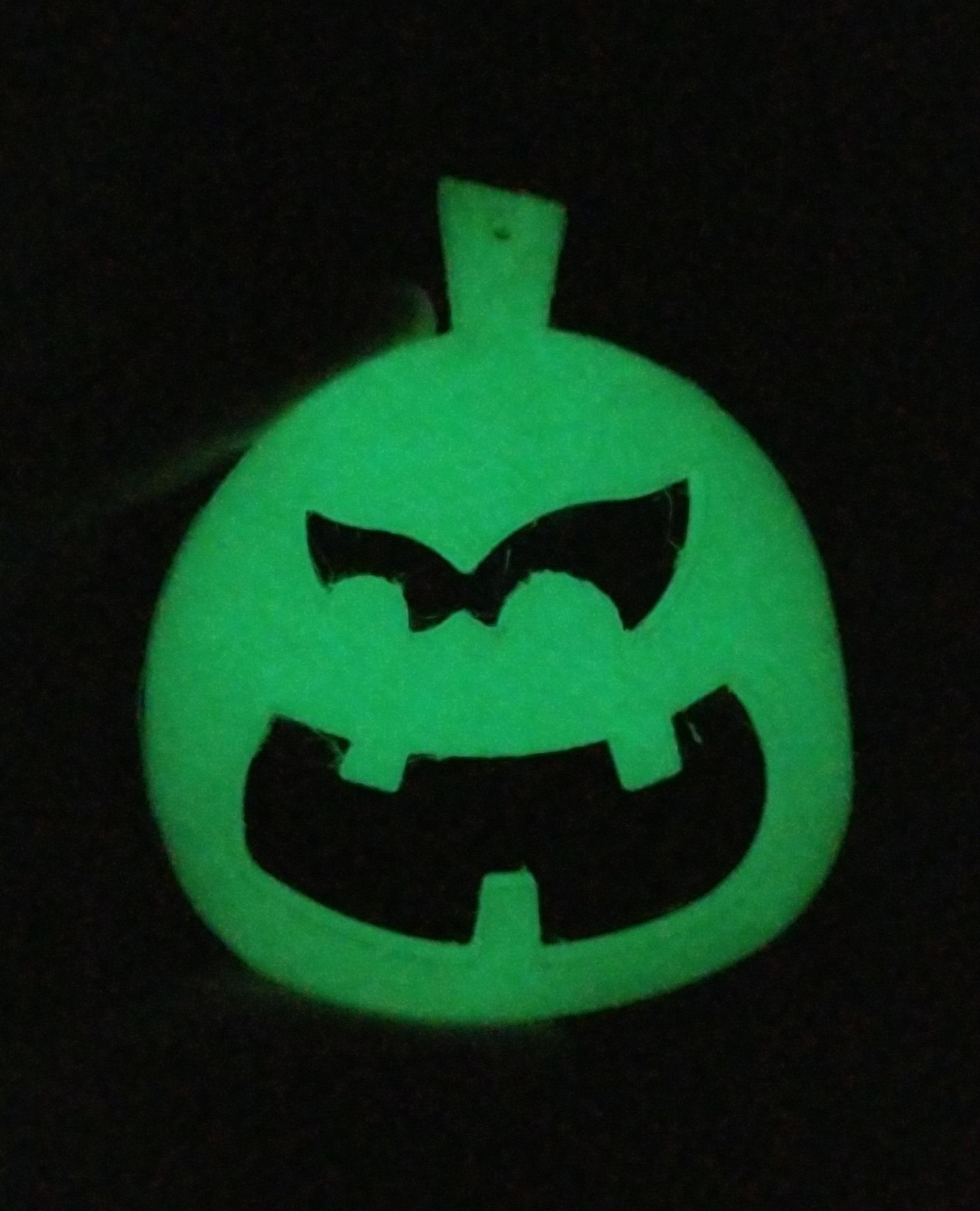IMG_20191010_120047.jpg Download free STL file Pumpkin ornament • 3D print model, 3DPrintersaur