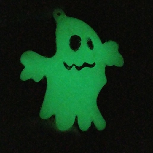 IMG_20191011_192908.jpg Download free STL file Ghost ornament • 3D printing object, 3DPrintersaur
