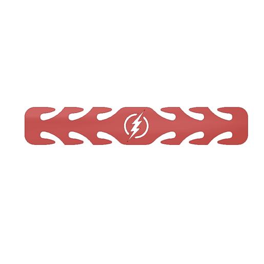 FLASH EAR SAVER.png Télécharger fichier STL gratuit PROTECTION AUDITIVE FLASH • Modèle pour impression 3D, 3DPrintersaur