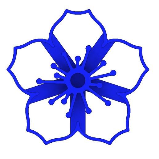 FLOWER COOKIE CUTTER.jpg Download STL file Flower cookie cutter • Model to 3D print, 3DPrintersaur