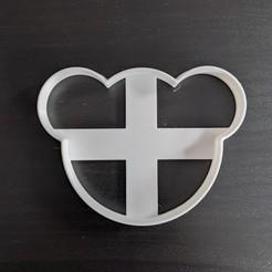 PXL_20201108_192754482.jpg Download free STL file Bear cookie cutter • Object to 3D print, 3DPrintersaur