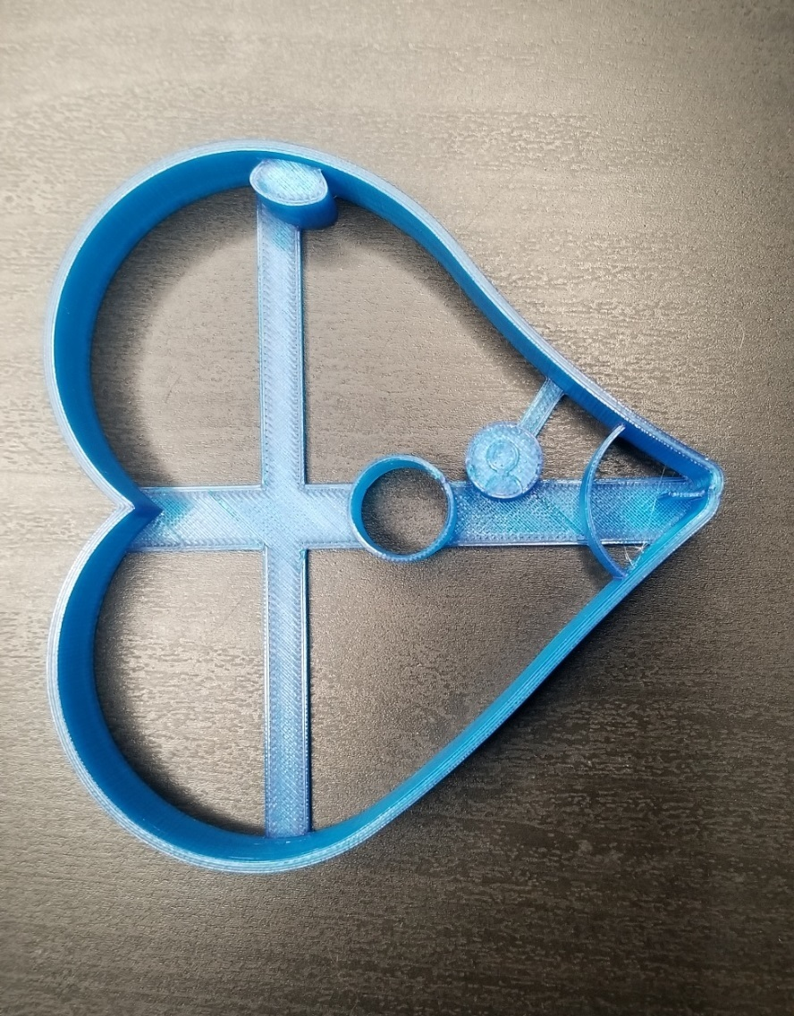 20200730_015508.jpg Descargar archivo STL Luvdisc pokemon cookie cutter • Diseño para impresión en 3D, 3DPrintersaur