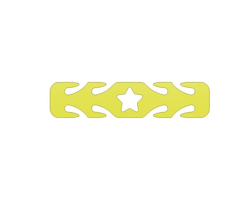 STAR KIDS.png Télécharger fichier STL gratuit Masque de protection auditive en étoile (enfants) • Modèle à imprimer en 3D, 3DPrintersaur