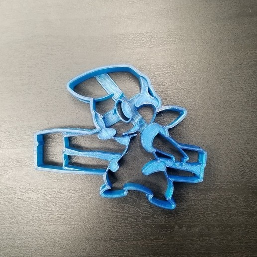 20200730_015446.jpg Descargar archivo STL Timburr Pokemon Cookie Cutter • Objeto para imprimir en 3D, 3DPrintersaur