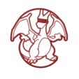 charizard.png Télécharger fichier STL L'emporte-pièce Charizard • Modèle pour impression 3D, 3DPrintersaur