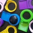 20200821_111502.jpg Download free STL file Button holder • 3D printer design, 3DPrintersaur