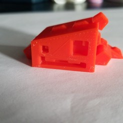 Download free STL file 8-bit mini dino • Object to 3D print, 3DPrintersaur