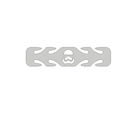 STORM TROOPER KIDS EAR PROTECTOR.png Download free STL file ASSORTED KIDS EAR PROTECTORS • 3D printable template, 3DPrintersaur