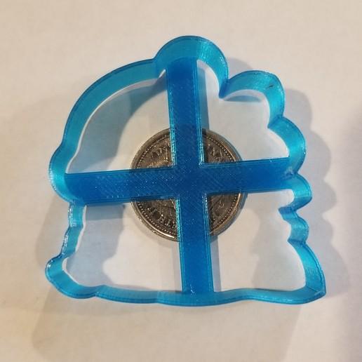 20191004_094547.jpg Télécharger fichier STL gratuit Bubble Bobble : un moule à biscuit • Design à imprimer en 3D, 3DPrintersaur