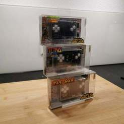 IMG_20200120_172604.jpg Télécharger fichier STL gratuit Micro Arcade Display • Modèle pour impression 3D, vitalij92