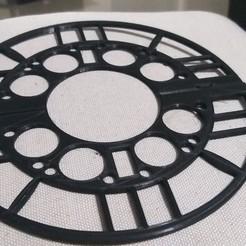 20190820_201059.jpg Télécharger fichier GCODE gratuit Grille pour pots de fleurs (anti-chats) • Modèle imprimable en 3D, linna2710