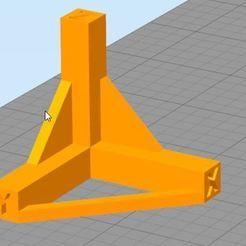 Impresiones 3D Eje de calibración 40x40x40mm, vschaeferbot