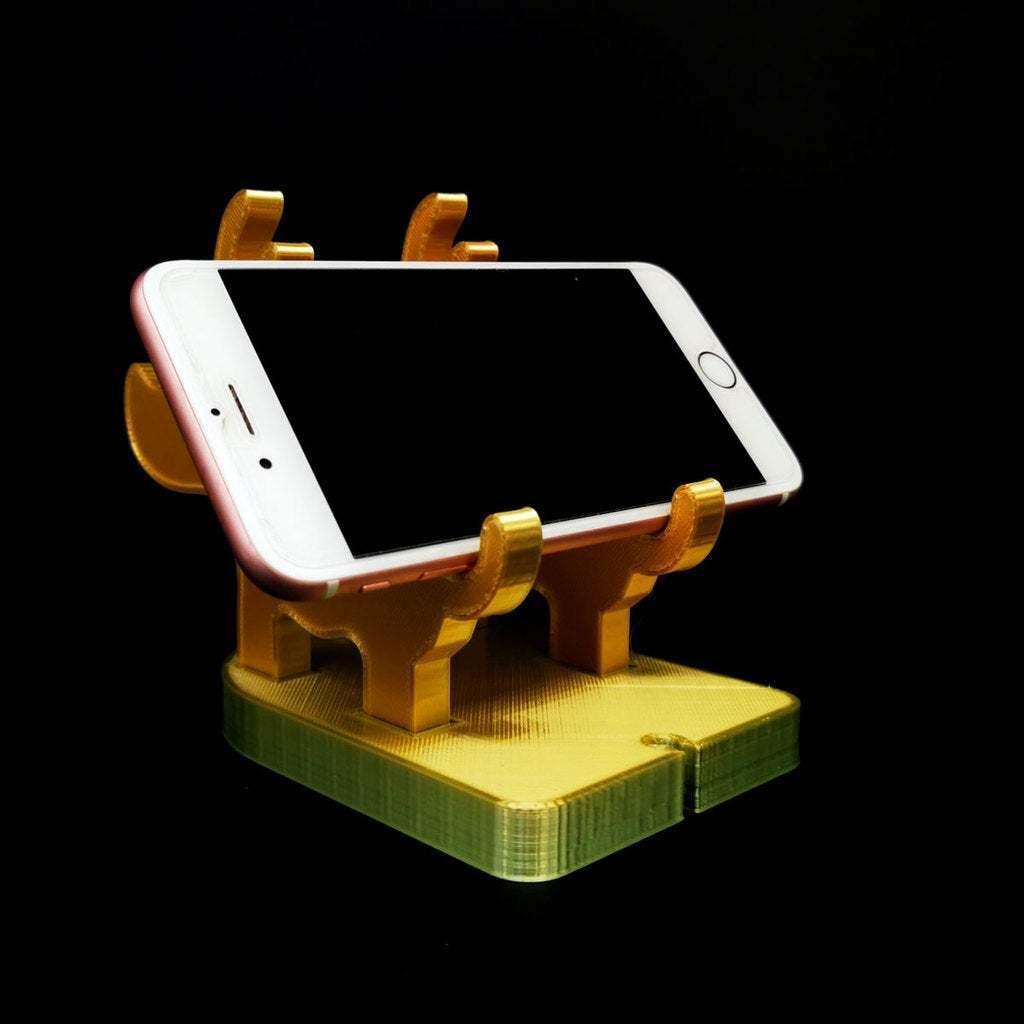 e3.jpg Télécharger fichier STL gratuit Stand mobile Elk • Objet imprimable en 3D, 3D_PRINT_IRAQ