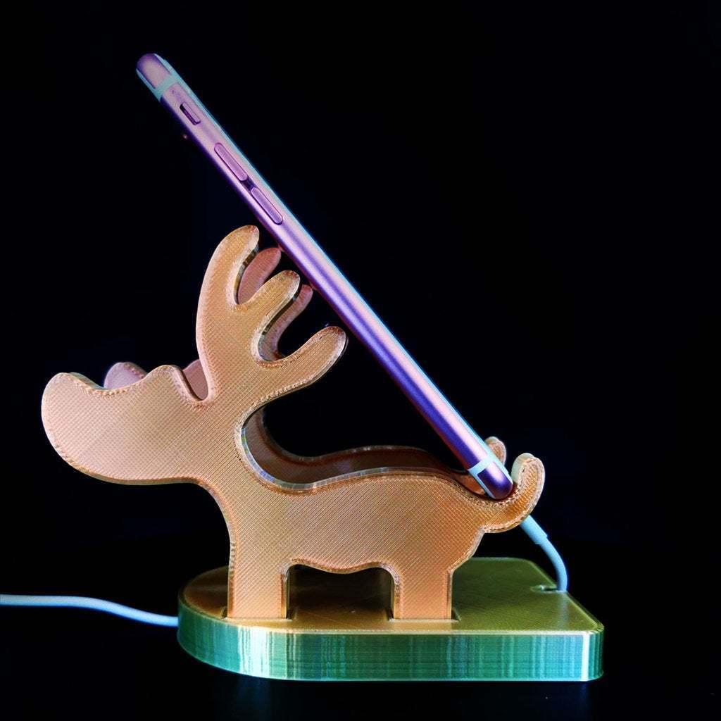 e1.jpg Télécharger fichier STL gratuit Stand mobile Elk • Objet imprimable en 3D, 3D_PRINT_IRAQ