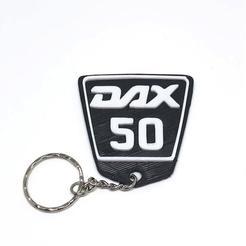 IMG_3270.JPG Télécharger fichier STL honda dax 50 keychain • Plan pour impression 3D, manustuntman